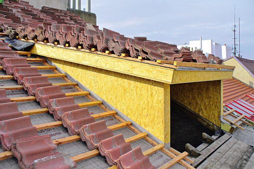 Šikmá střecha – střešní okno nebo vikýř?