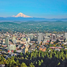 Architekti na cestách: na návštěvě v Portlandu