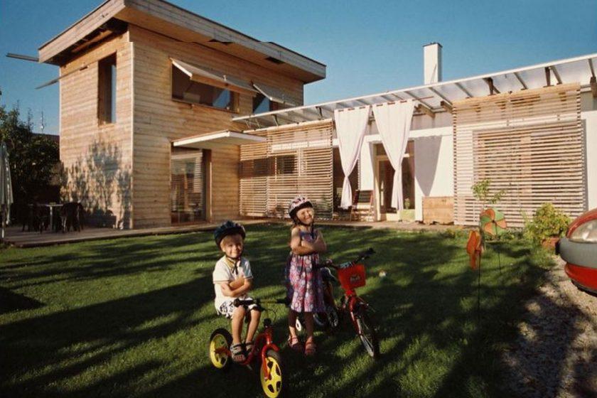 Bydlení pro architekta