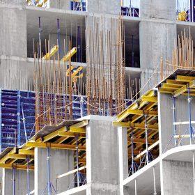 Stavební technika, lešení a bednicí systémy