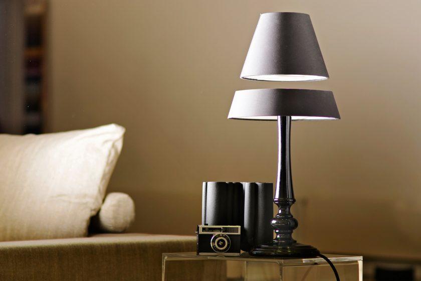 Vznášející se lampa