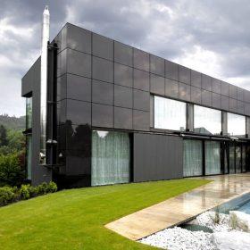 Rodinný dům od Stanislava Fialy získal titul Stavba roku