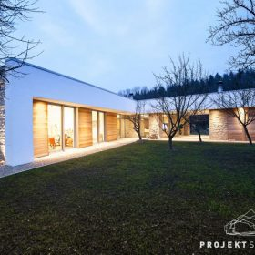 Architektura s respektem kprostředí