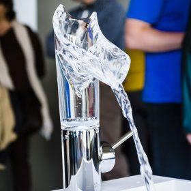 Vítězná práce 3. ročníku Axor H2O story zaujala na Designbloku 2014