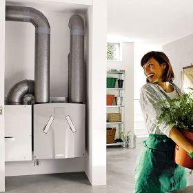 Zdravý vzduch, úspora nákladů, odstranění plísní