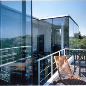 Kompletní škála skel pro rezidenční budovy a rodinné domy