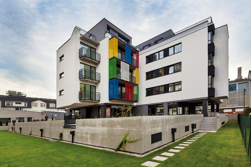 KKCG získala projekt na výstavbu bytů u pražské Vidoule