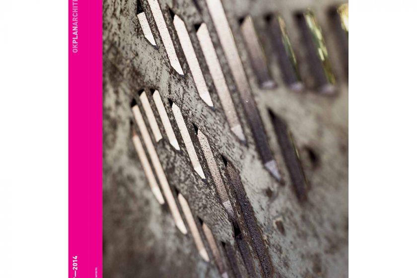 Vyšla kniha mapující projekty OK PLAN architects