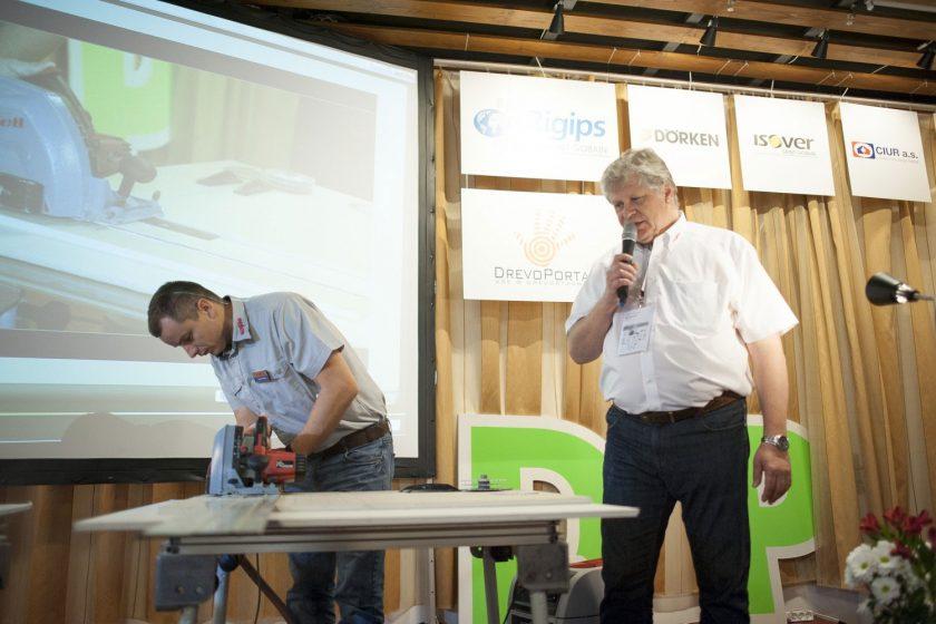 Konference Dřevostavby vpraxi letos přivítala přes 300 účastníků