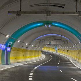 Tunely Blanka jsou krásnější a bezpečnější s keramickými obklady