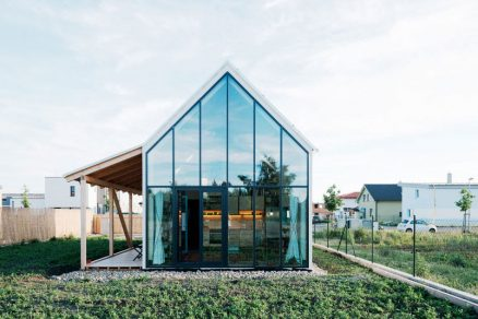 Malý dům s velkými nápady