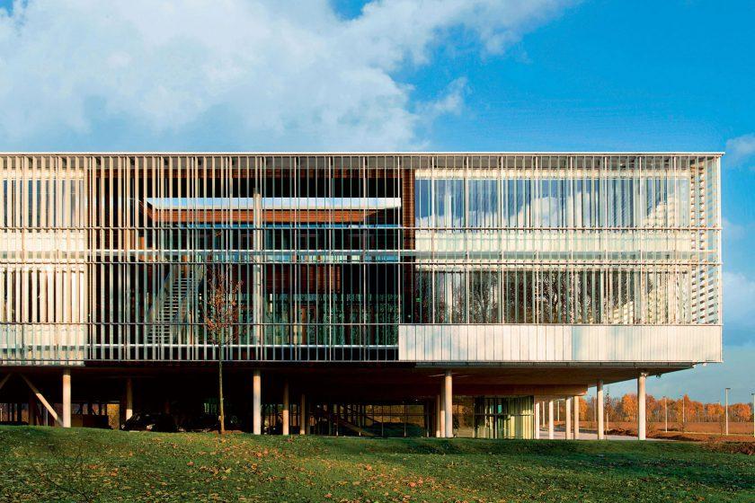 Budova s téměř nulovou spotřebou energie