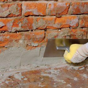 Ochrana cihlových zdí před vzlínající vlhkostí