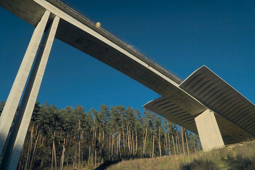 Moderní mostní technologie na dálnici D1 Jánovce – Jablonov