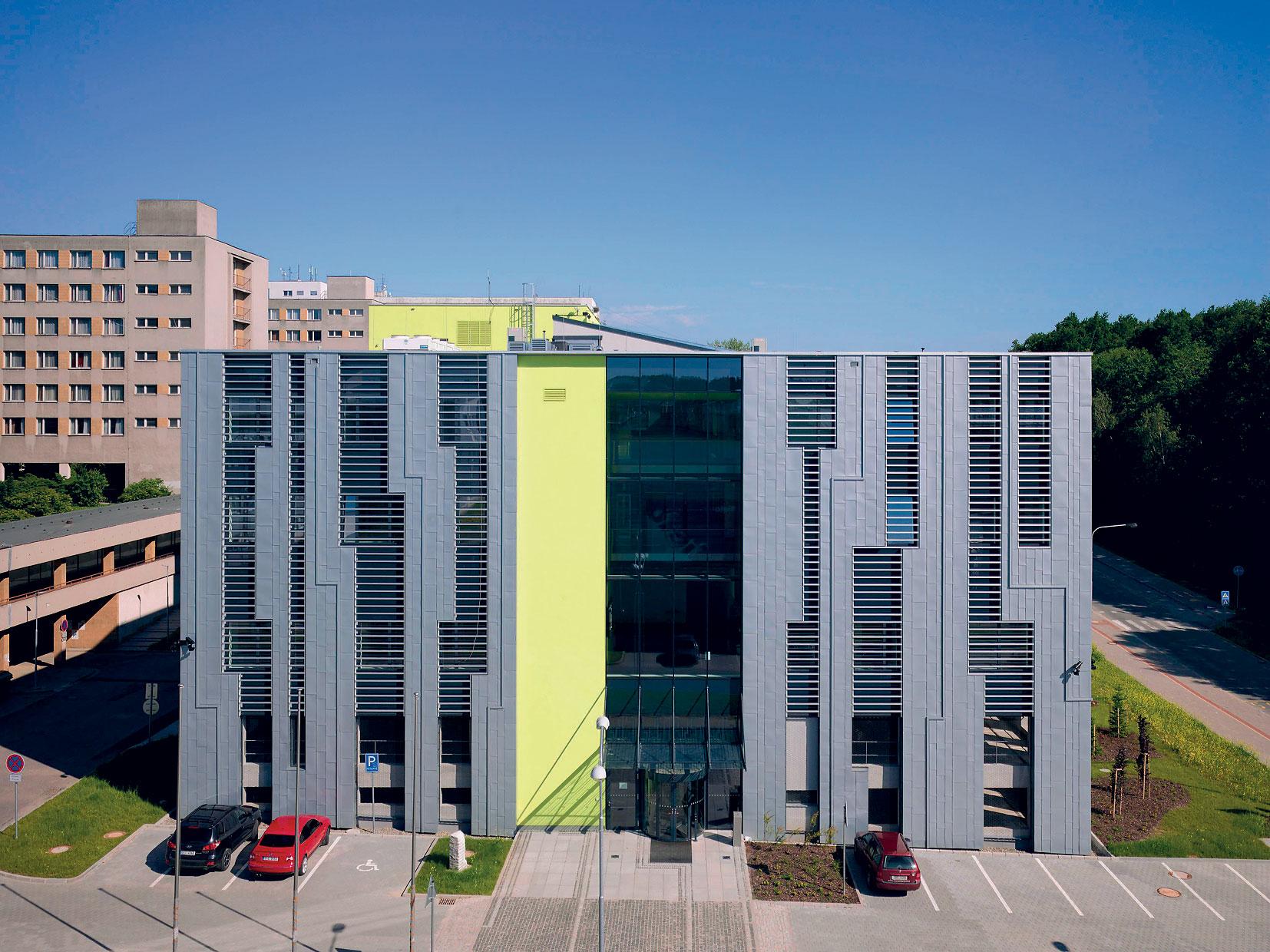 Nejvýkonnější superpočítačové centrum v Česku