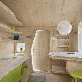 Inteligentní bydlení pro studenta na 10 m2
