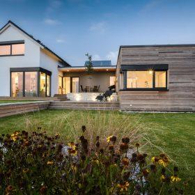 Dům se zeleným srdcem: rozhovor s architektkou