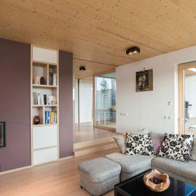 Moderní dřevostavby z masivních dřevěných panelů (CLT)