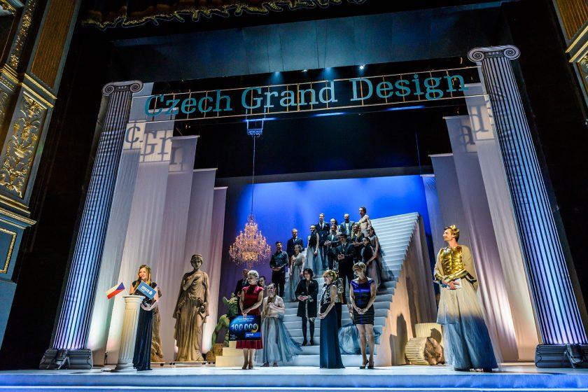 Nominace na ceny Czech Grand Design