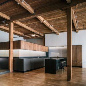 Minimalistický loft v San Franciscu