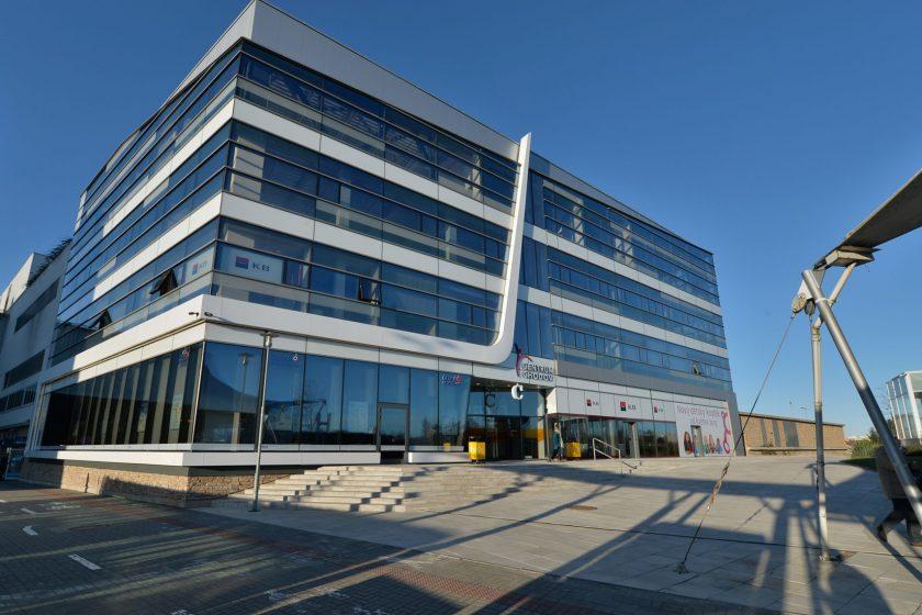 Nová administrativní budova Centra Chodov