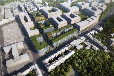 Rýsuje se nová podoba oblasti smíchovského nádraží