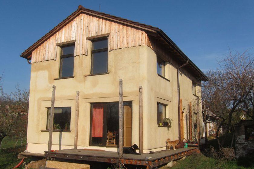 Pasivní rodinný dům jako ekologická dřevostavba
