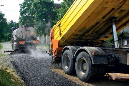 Údržba asfaltových vozovek