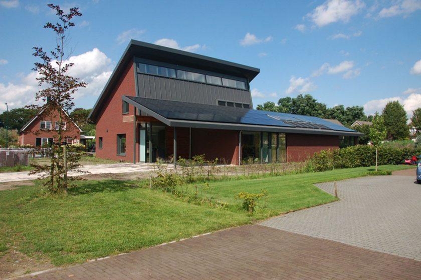 První aktivní dům v Holandsku vytvoří více energie, než spotřebuje