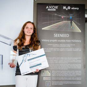 Mezinárodní studentská soutěž AXOR H2O STORY 2015