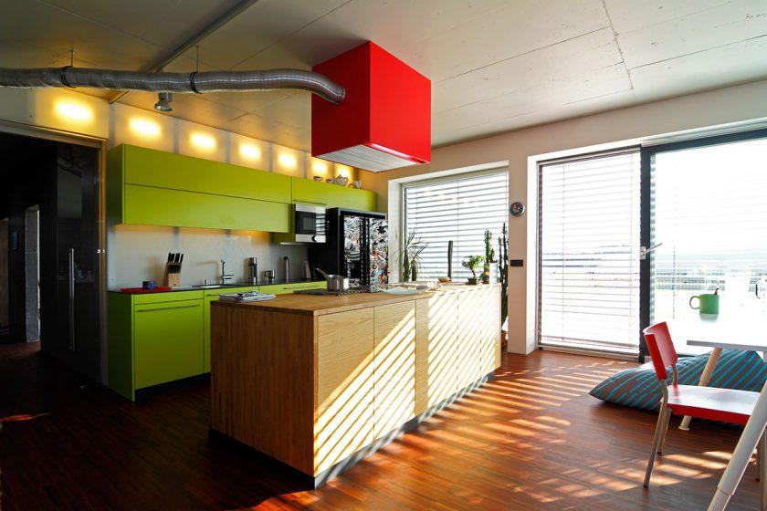 Developer chystá první energeticky aktivní bytový dům