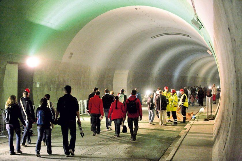 Při stavbě tunelu se musí s vodou počítat, tvrdí expert