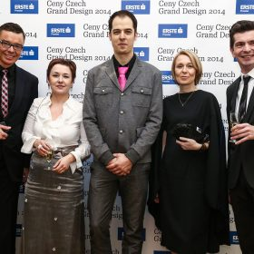 Ceny Czech Grand Design znají své vítěze