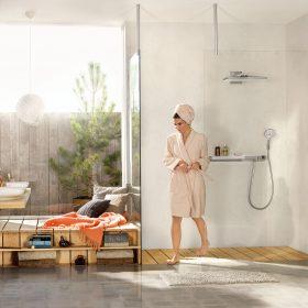 Koupelnové trendy. Na vany a barvy zapomeňte!