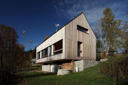 Rozhovor s architektem na téma dřevostavba