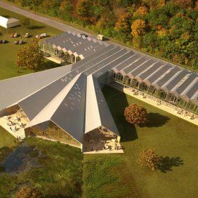 Green House jako příklad nejvyššího stupně udržitelného rozvoje