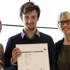 Mezinárodní studentská soutěž AXOR H2O STORY 2015 - Success story: Petr Strejček