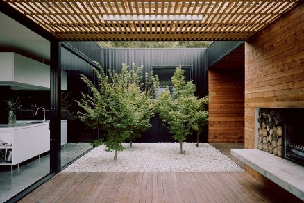 Dům s japonskou zahradou