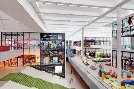 Obchodní centra vesměs nejsou kvalitními stavbami, říkají experti
