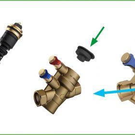 Nová řada tlakově nezávislých regulačních ventilů