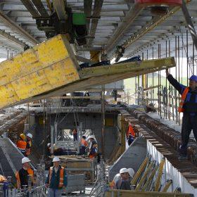 Stavebnictví v době krize opustilo přes 50 000 lidí