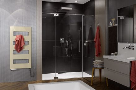 Designové a elegantní radiátory pro vaši koupelnu