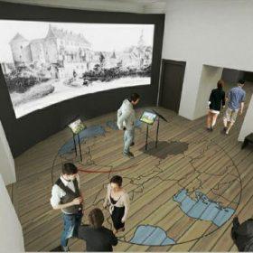 O autorovi návrhu muzejní expozice rozhodla architektonická soutěž