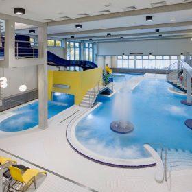 Protiskluzné dlaždice RAKO zvýšily bezpečnost v novém aquaparku