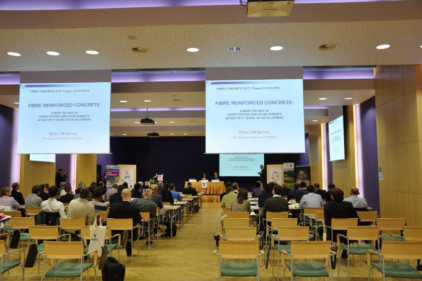 Konference Fibre Concrete 2015