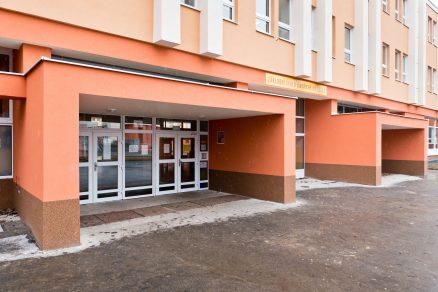 Realizace úspor energie v ZŠ Jindřicha Matiegky v Mělníku