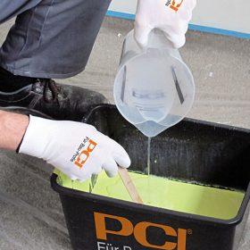 Postup při malování interiéru barvami PCI