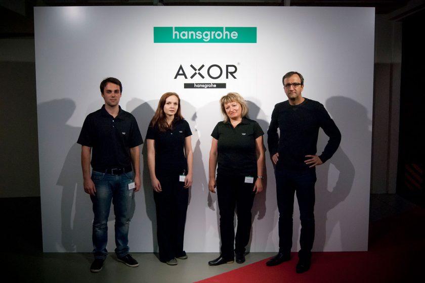 Axor H2O story: Spojte svoje jméno s profesionály