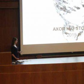 Axor H2O story mezi studenty