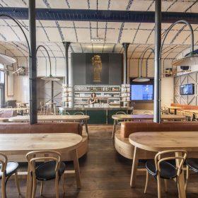 Radegastovna - oceněná restaurace s atmosférou spojující tradici se současností